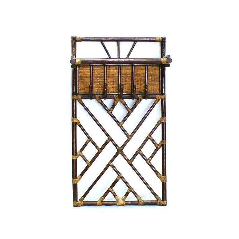 мебель из ротанга Вешалка настенная