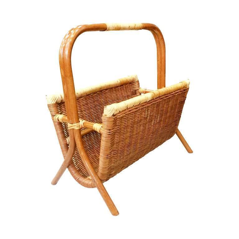 мебель из ротанга Газетница Wicker