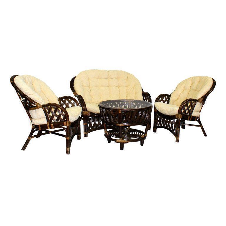 мебель из ротанга Комплект для отдыха Рузвельт