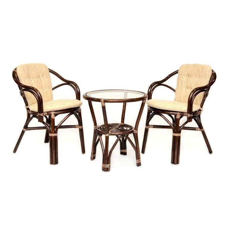 мебель из ротанга Комплект кофейный Patio