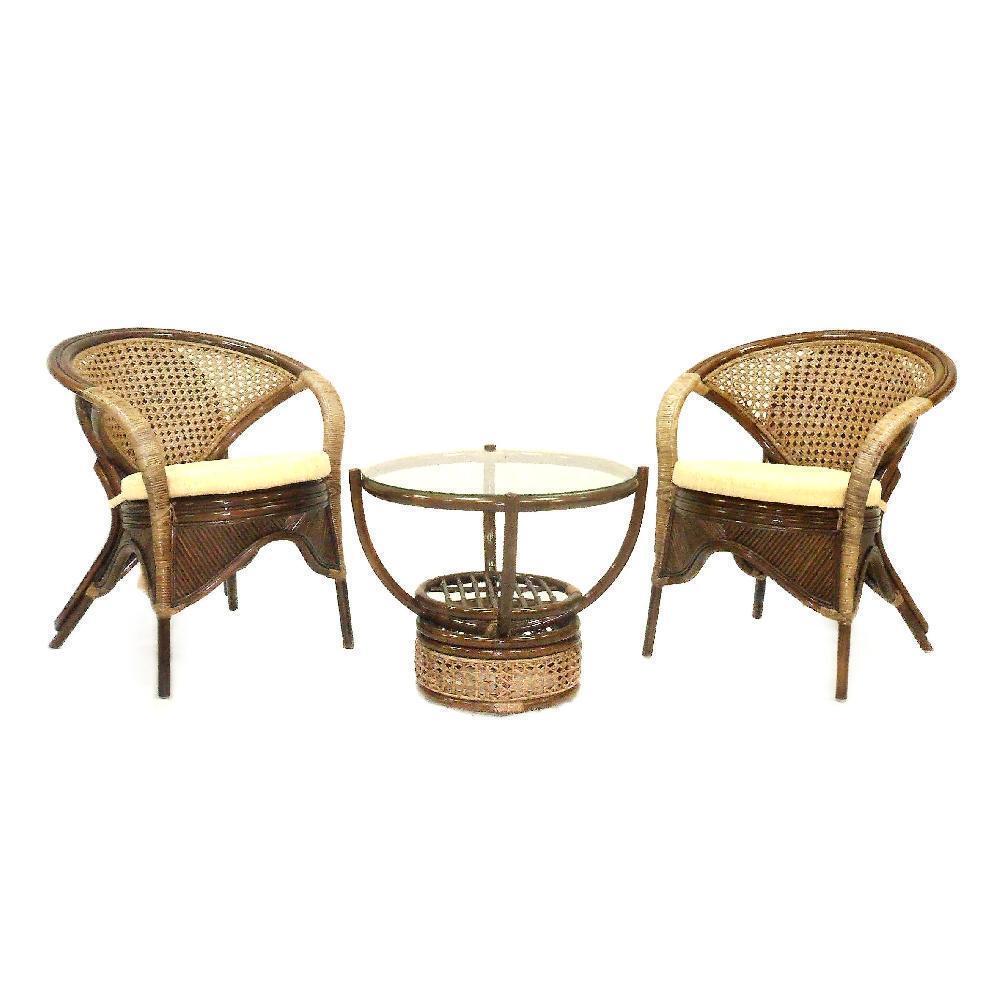 мебель из ротанга Комплект кофейный Rainbow-1 Б