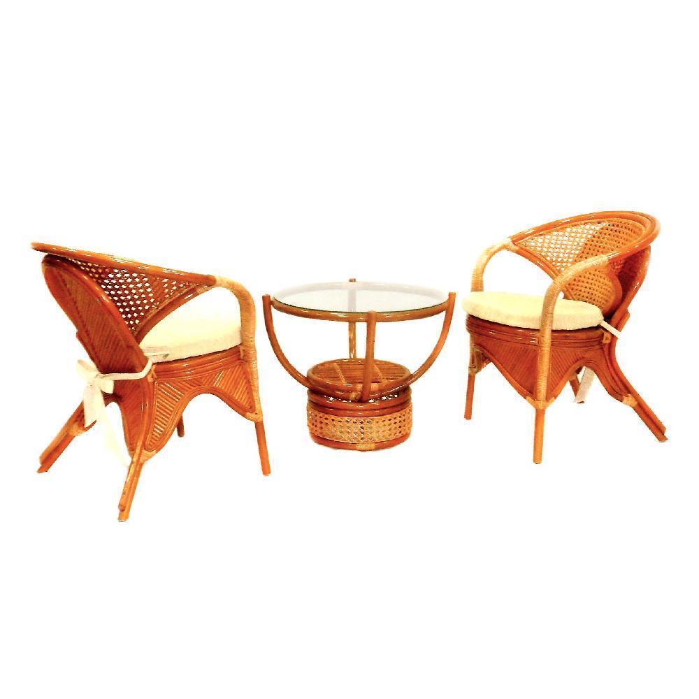 мебель из ротанга Комплект кофейный Rainbow-1 К