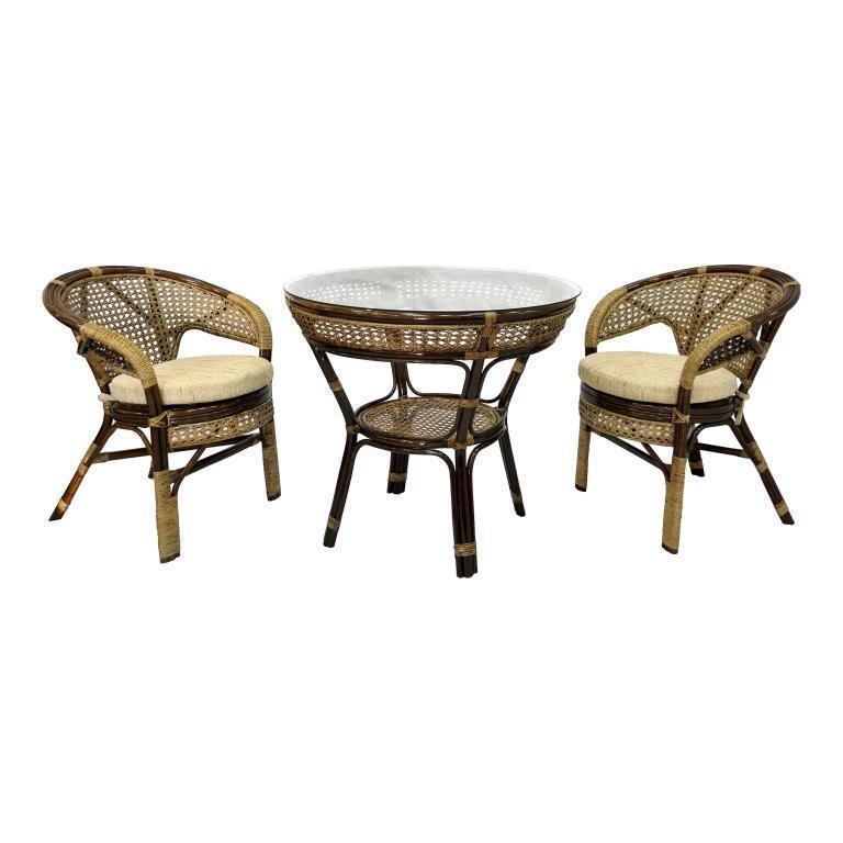 мебель из ротанга Комплект обеденный Java-1 Б