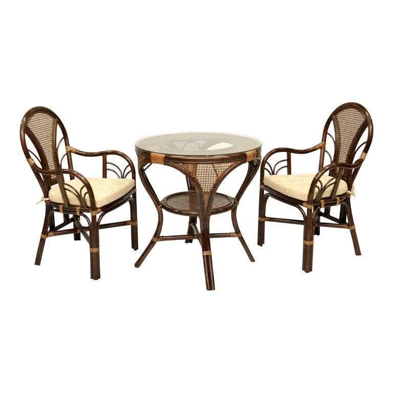 мебель из ротанга Комплект обеденный LaMokko L Б