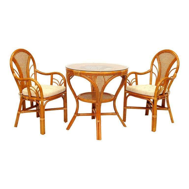 мебель из ротанга Комплект обеденный LaMokko L К