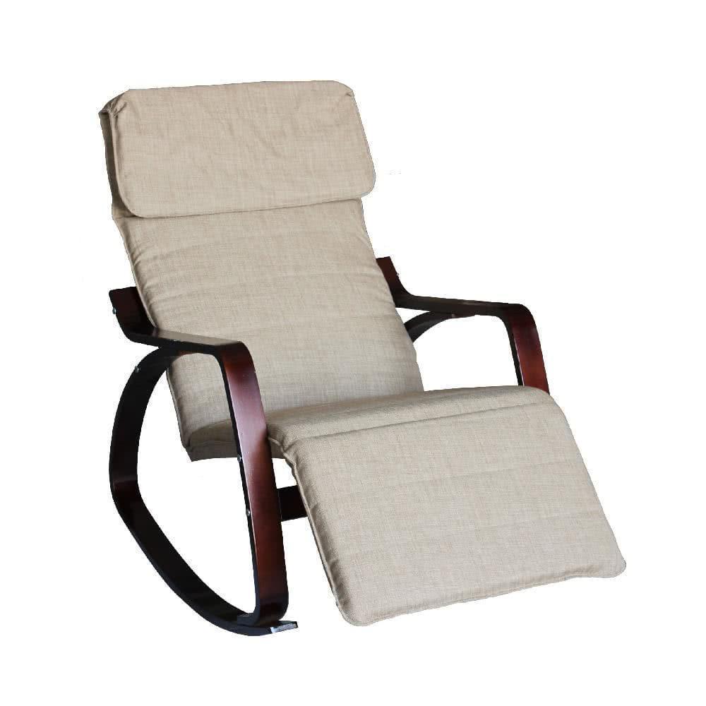 мебель из ротанга Кресло-качалка с механизмом
