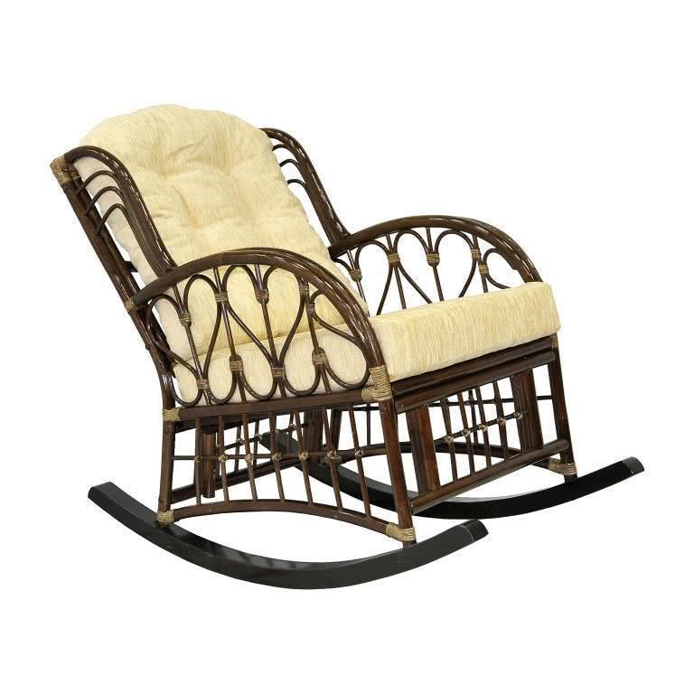 мебель из ротанга Кресло-качалка Comodo