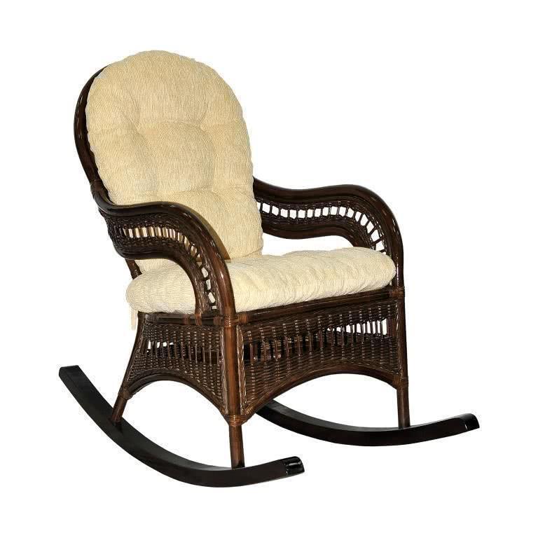 мебель из ротанга Кресло-качалка Kiwi
