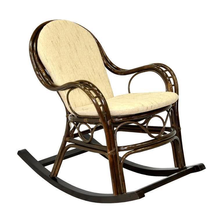 мебель из ротанга Кресло-качалка Marisa-R