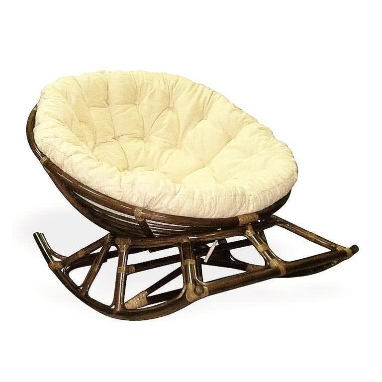 мебель из ротанга Кресло-качалка PAPASAN