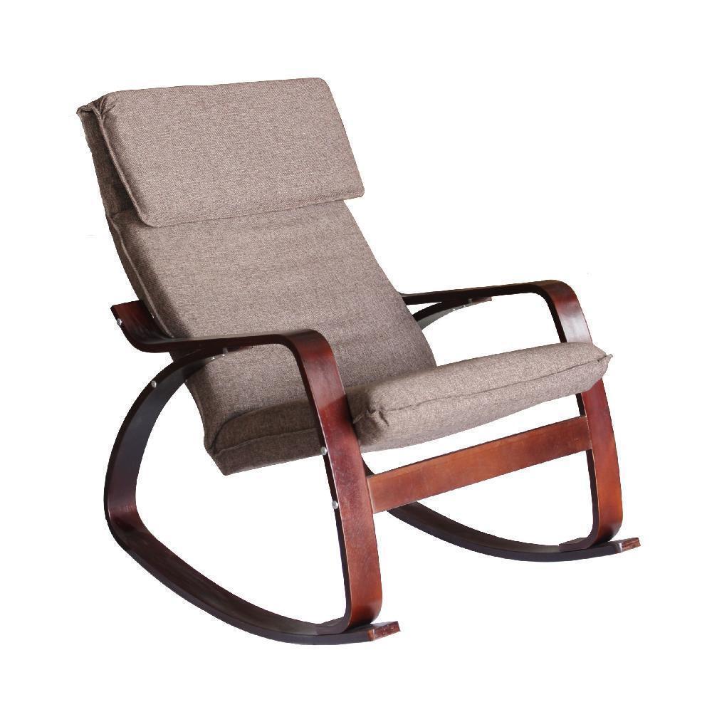 мебель из ротанга Кресло-качалка