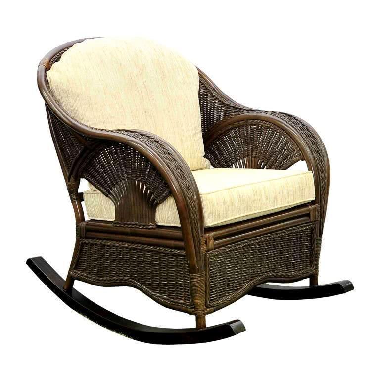 мебель из ротанга Кресло-качалка Tickle