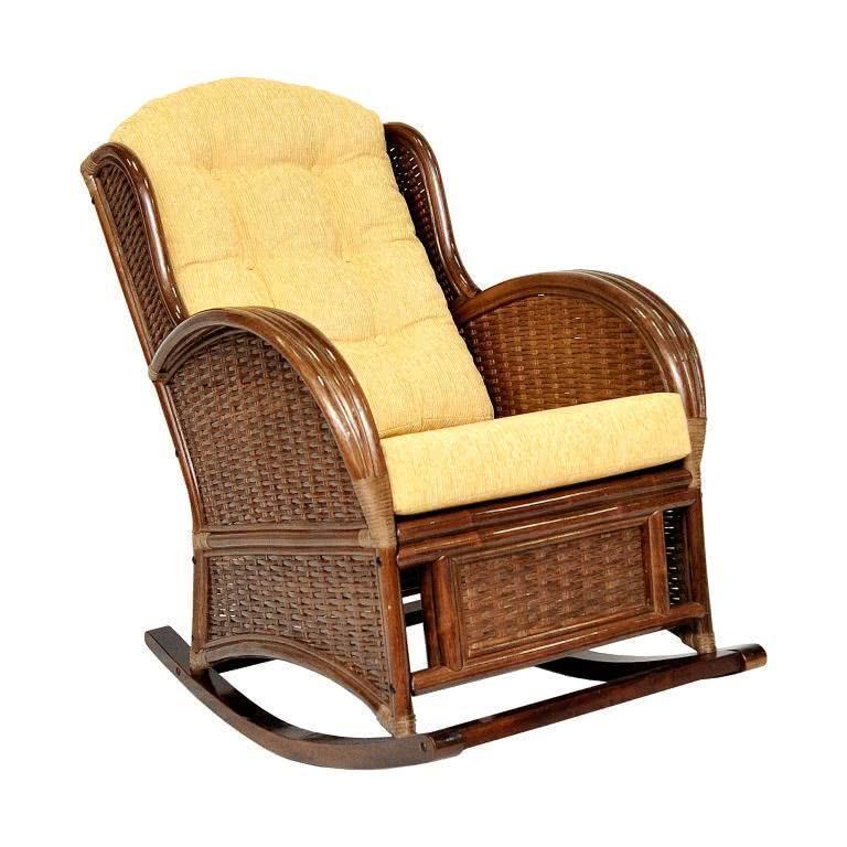 мебель из ротанга Кресло-качалка Wing-R