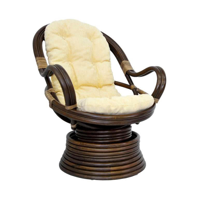 мебель из ротанга Кресло механическое Ellena 05/22 Б Matte