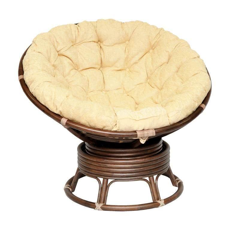 мебель из ротанга Кресло механическое Papasan 23/01В Б Matte