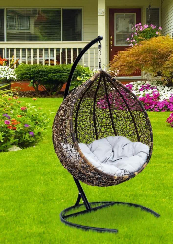 мебель из ротанга Кресло подвесное Tropica