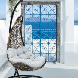 мебель из ротанга Кресло подвесное Wind