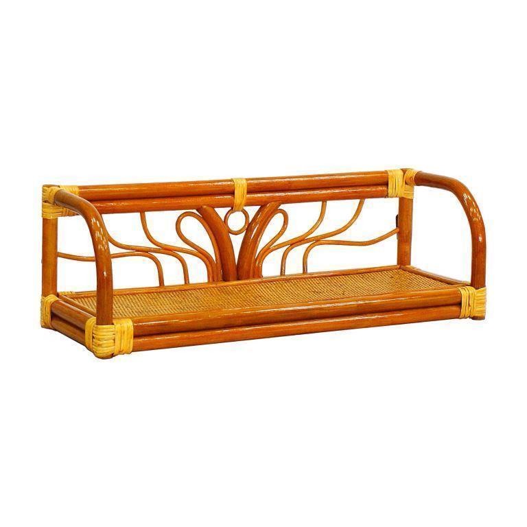 мебель из ротанга Полка настенная