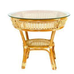 мебель из ротанга Стол обеденный Java