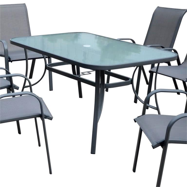 мебель из ротанга Стол обеденный KINGSTON