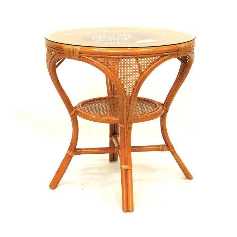 мебель из ротанга Стол обеденный Mokko L