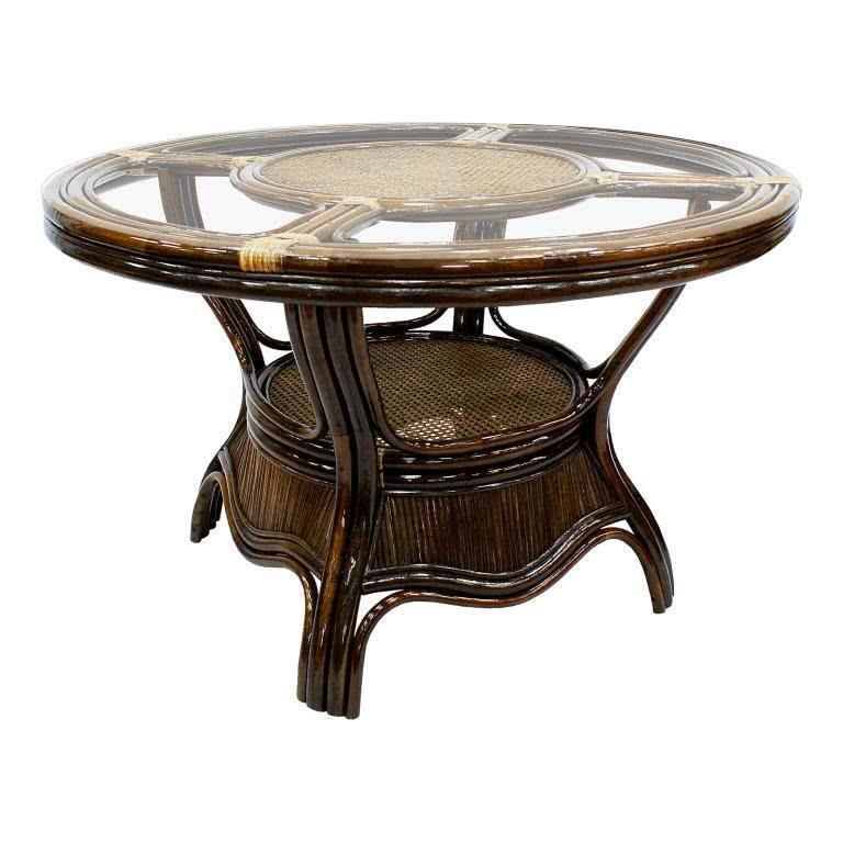 мебель из ротанга Стол обеденный Saturn