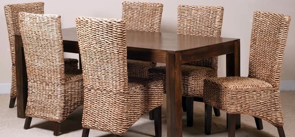 Высококачественная мебель из ротанга