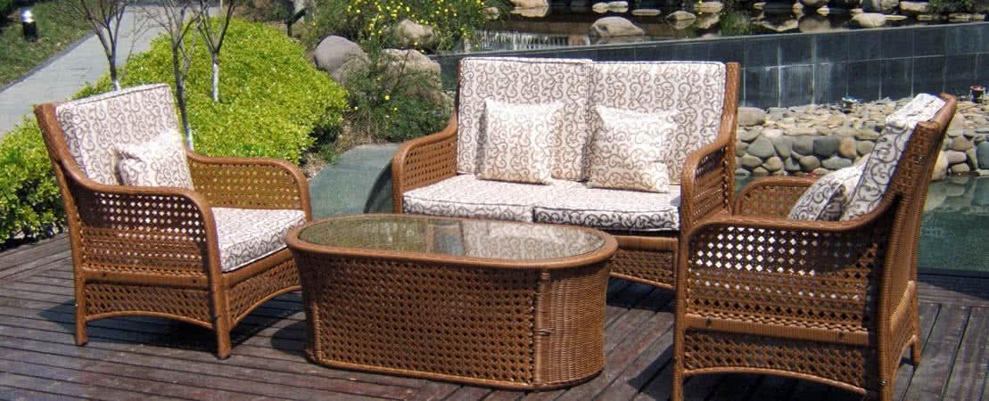 Производство и продажа плетеной мебели из ротанга